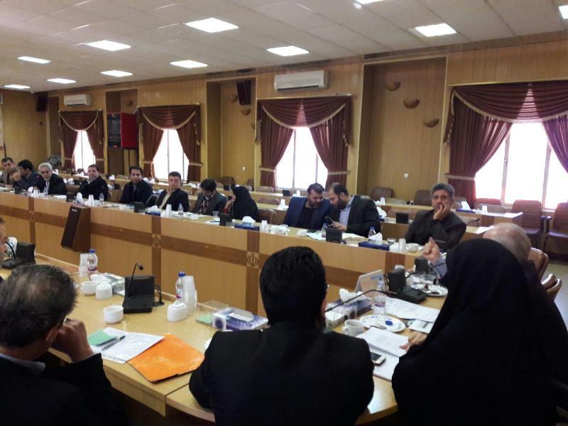 کارگروه اشتغال و رفع موانع تولید شهرستان دماوند
