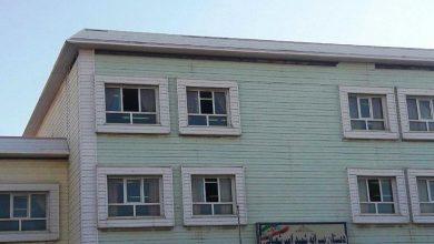 تصویر از تارود گزارش میدهد؛  وضعیت خطرناک شیروانی ساختمان مدرسه امیر شعبانی آبسرد برای ۴۰۰ دانشآموز/ ترمیم شیروانی نیازمند همت مسئولان و خیرین است