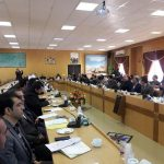نشست بررسی مصوبات کمیته برنامهریزی شهرستان دماوند (1)
