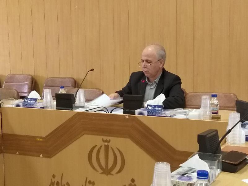 نشست خبریفرماندار شهرستان دماوند به مناسبت چهلمین سال پیروزی انقلاب اسلامی و فرارسیدن ایام دهه مبارک فجر (1)