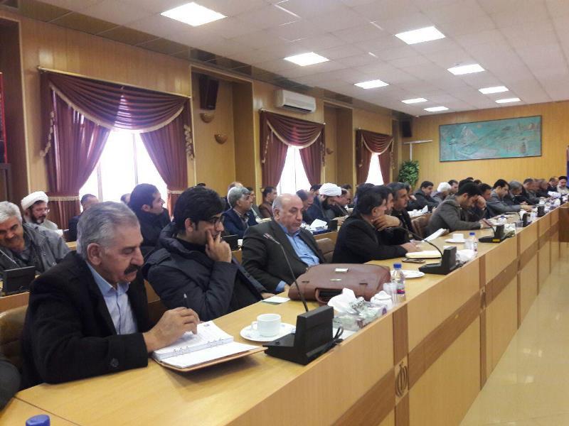 پنجمین نشست شورای اداری شهرستان دماوند (1)