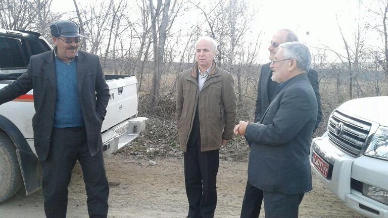 سفر رئیس سازمان راهداری به شهرستان دماوند (1)