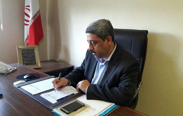 محمود حجتی رئیس اداره آبخیزداری و منابع طبیعی شهرستان دماوند