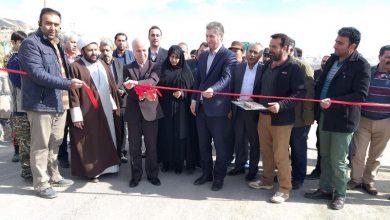 تصویر از همزمان با ایام الله مبارک دهه فجر صورت گرفت؛  افتتاح بیش از ۵ پروژه عمرانی در روستای جابان دماوند/ بهرهبرداری از جاده ورودی اصلی روستای جابان