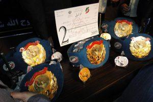 رونمایی از دومین کمربند قهرمانی بهترین بهترینها بوکس کشور در رودهن (1)