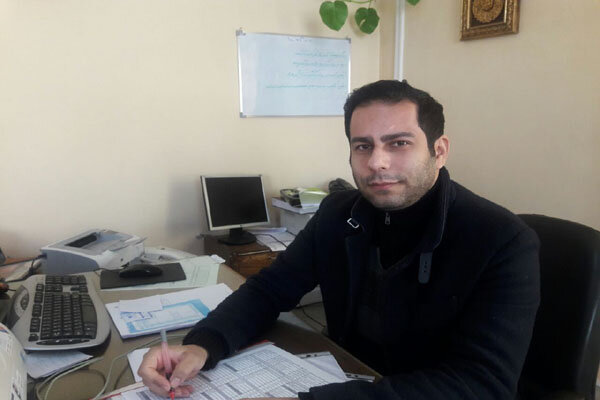 شهرام شریفی دبیر ستاد هماهنگی خدمات سفر شهرستان دماوند