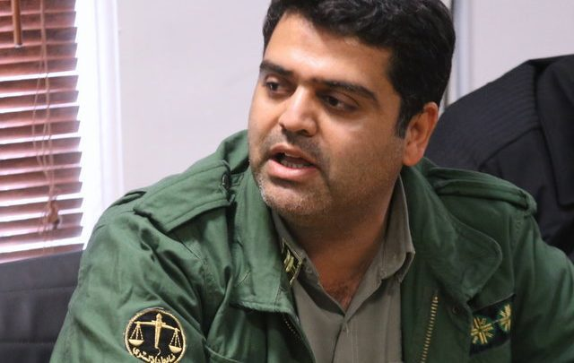 محمد فریدی رئیس اداره حفاظت محیط زیست دماوند