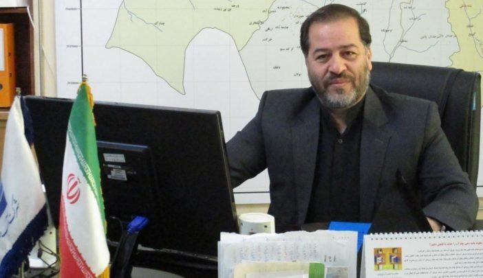منصور مردانی رئیس امور منابع آب شهرستان دماوند