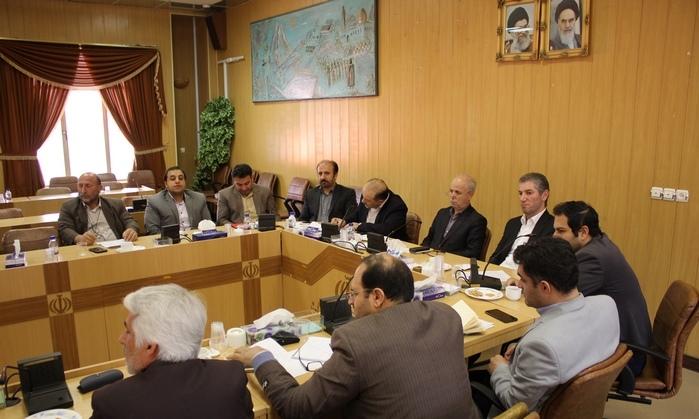 نشست ستاد هماهنگی خدمات سفر شهرستان دماوند ویژه نوروز ۹۸ (2)