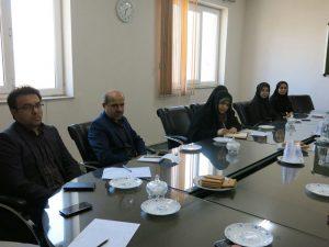 نشست کمیته کاهش آسیبو درمان اعتیاد شهرستان دماوند به منظور تخلفات عطاریها (1)