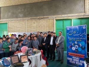 افتتاحیه پنجمین جشنواره بازارچه کار و فناوری نوجوان خوارزمی در دماوند (3)