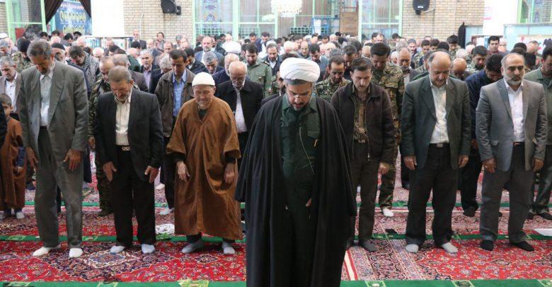 امام جمعه شهرستان دماوند در حمایت از سپاه پاسداران انقلاب اسلامی