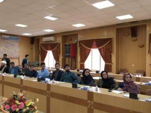اولین جلسه ستاد ساماندهی امور جوانان شهرستان دماوند مشترک با شورای مشورتی جوانان (1)
