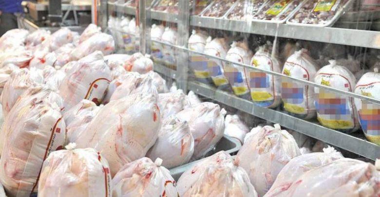 توزیع ۵۰ تن گوشت مرغ با نرخ دولتی جهت تنظیم بازار در دماوند