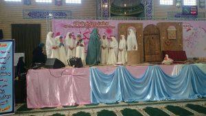 جشن تکلیف برای بیش از ۸۰۰ دانشآموز دختر مدارس دماوند +تصاویر (13)