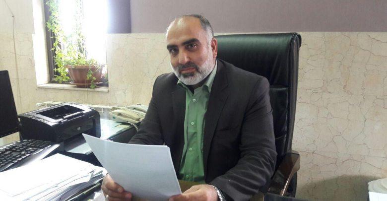 حسن ابراهیمی بسابی دادستان شهرستان دماوند