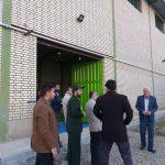 سوله ورزشی ۹ دی روستای جابان