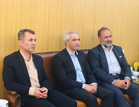 محسن زمانی رئیس اداره گاز دماوند منصوب شد (1)