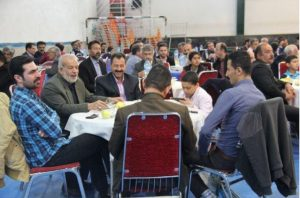 تجلیل معلمان شاغل و فرهنگی شهر کیلان (1)