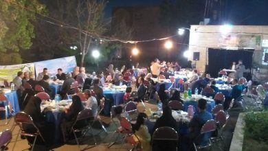 تصویر از با حضور جمعی از مسئولان و خیرین صورت گرفت؛  برگزاری ضیافت افطار به همراه جشن گلریزان در مجتمع شهید فیاض بخش آبسرد