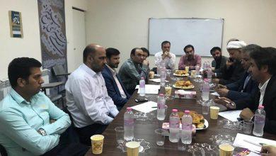 تصویر از اولین نشست هماندیشی مسئولان با انجمنهای ادبی شهرستان دماوند در فرهنگسرای شهرداری آبسرد