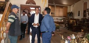 بازدید از اماکن تاریخی و گردشگری شهرستان دماوند (1)