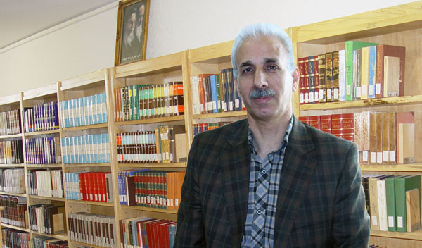 مالک میرهاشمی معاون پژوهش و فناوری واحد دانشگاه آزاد اسلامی واحد رودهن