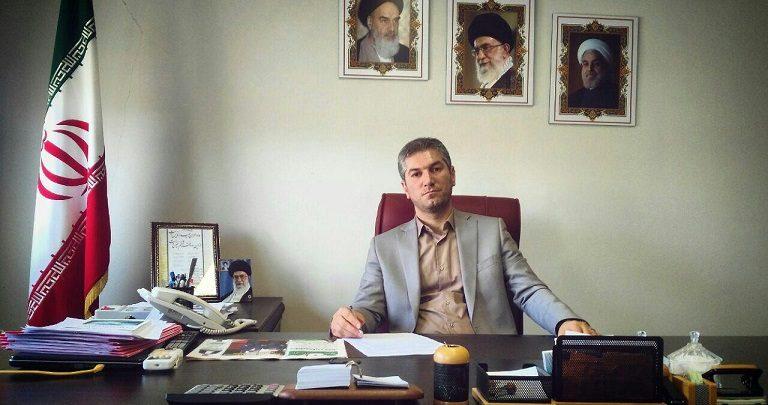 مهدی حیدری بخشدار مرکزی دماوند - Copy
