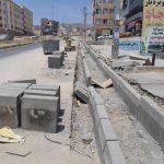 پروژه بهسازی معابر شهرک مسکن مهر امام رضا(ع) گیلاوند (1)