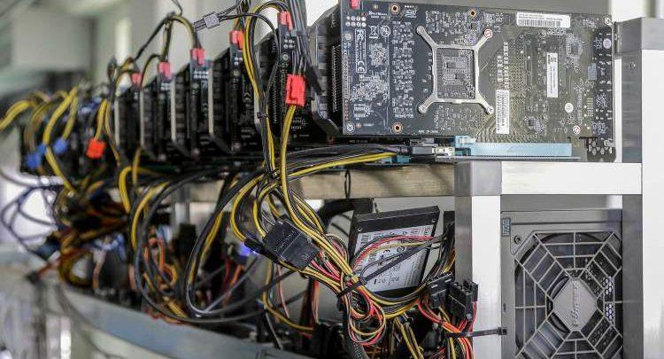 کشف 4 مزرعه بیت کوین و 153 دستگاه ماینر در شهرستان دماوند