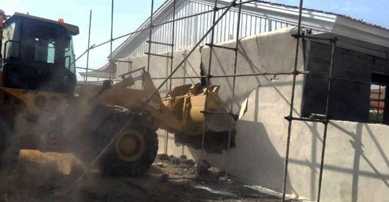 آزادسازی ۵۲ هزار متر مربع از اراضی کشاورزی روستای زان دماوند
