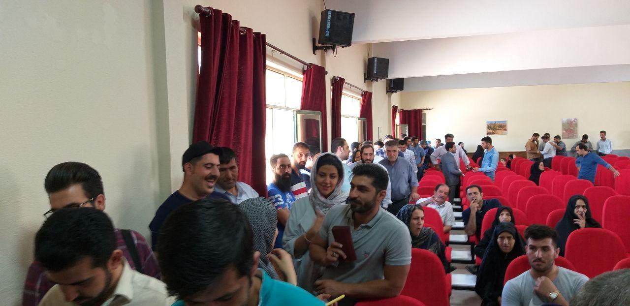 انتخابات انجمن حمایت از حقوق مصرف کنندگان دماوند (1)