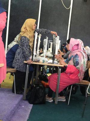 برگزاری دوره آموزشی ارتقای مهارت قالیبافان استان تهران در دماوند (1)
