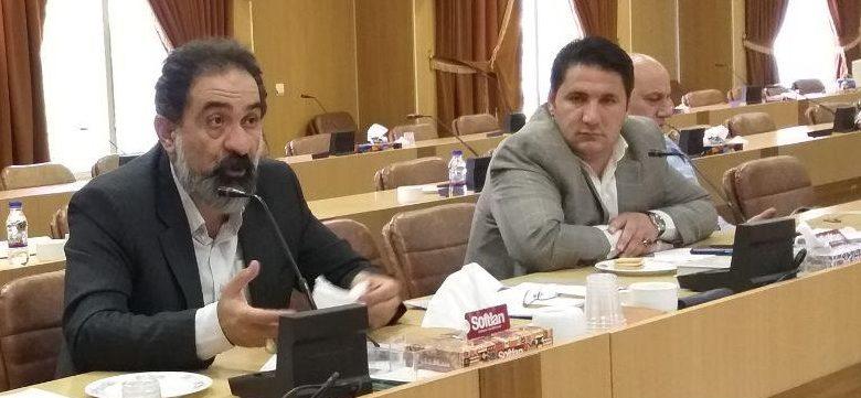 بهمن حسن بیگی رئیس تعزیرات حکومتی شرق استان تهران