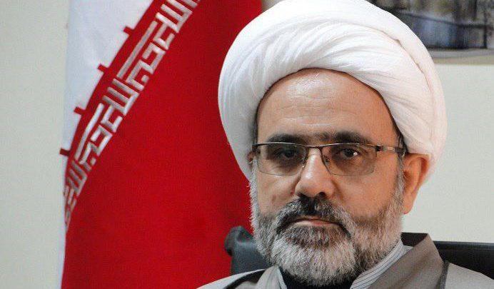 علیرضا تقیان رئیس حوزه قضایی بخش رودهن