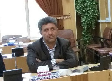 موسی احمدی رئیس اداره صنعت، معدن و تجارت شهرستان دماوند