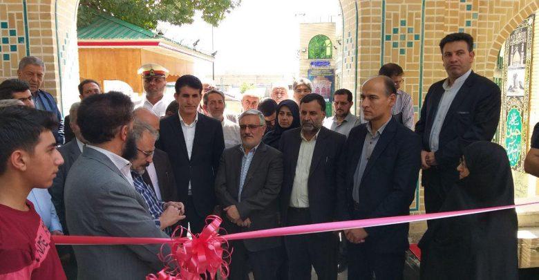 پروژه ساماندهی گلزار شهدای محله درویش شهر دماوند (3)