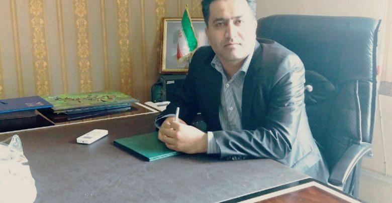 آرش آقاجان احمدی سرپرست اداره صنعت، معدن و تجارت دماوند شد