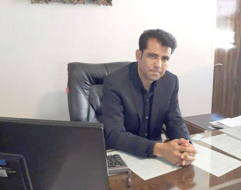 حسین اردلانی رئیس جهاد کشاورزی شهرستان دماوند