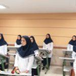 افتتاح هنرستان زینبیه دماوند