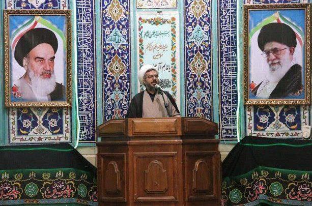 کاظم فتاح دماوندی امام جمعه دماوند