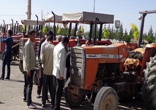 اجرای طرح شماره گذاری برای ماشینآلات خودگردان کشاورزی در دماوند