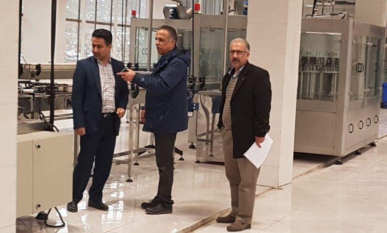 آرش آقاجان احمدی رئیس اداره صنعت، معدن و تجارت شهرستان دماوند