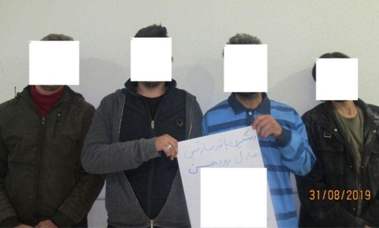 باند حرفهای سارقان منازل رودهن با 14 فقره سرقت در دام پلیس آگاهی شهرستان دماوند