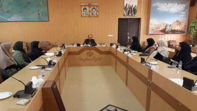 تصویر از برگزاری نخستین نشست تشکیل مجمع مشورتی بانوان در دماوند