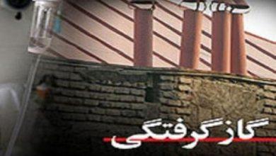 تصویر از حادثه گاز گرفتگی مادر و فرزندش در حمام منزل مسکونی در محله احمدیه شهر آبعلی