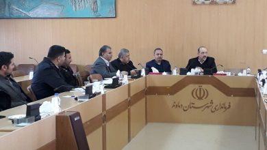 تصویر از رئیس شورای اسلامی شهرستان دماوند:  بلوار اصلی شهر آبسرد به پارکینگ مسکن مهر تبدیل شده است