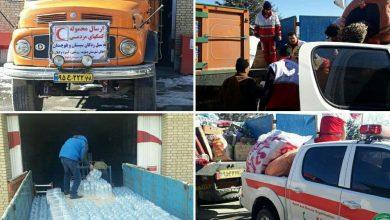 تصویر از رئیس جمعیت هلالاحمر شهرستان دماوند:  کمک 100 میلیون تومانی مردم دماوند به سیلزدگان سیستان و بلوچستان/ اقلام مورد نیاز جمعآوری شده به صورت سازماندهی برای سیلزدگان ارسال میشود