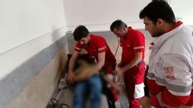 تصویر از نجات دختر ۱۳ ساله از مرگ حتمی بهعلت مسمومیت دارویی توسط تیم امداد و نجات پایگاه آبعلی