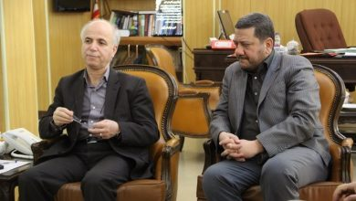 تصویر از برگزاری نشست بررسی و رفع مشکلات شرکت نفت با شهرداری آبعلی